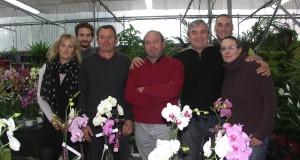 Equipe jardinerie Riera