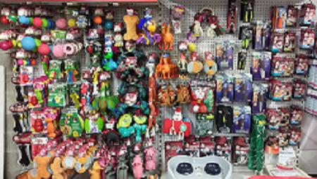 jouets chiens