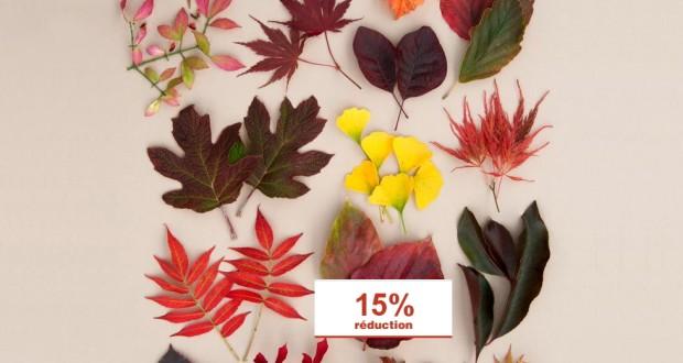 -15% à la Jardinerie et la Pépinière Riera